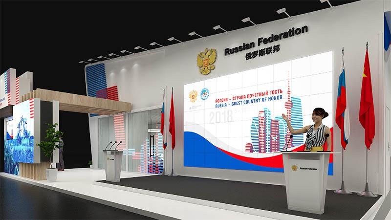 Российские экспортеры будут представлены в пяти отраслях: это агропромышленный комплекс, медицина, высокие технологии, услуги и товары народного потребления.