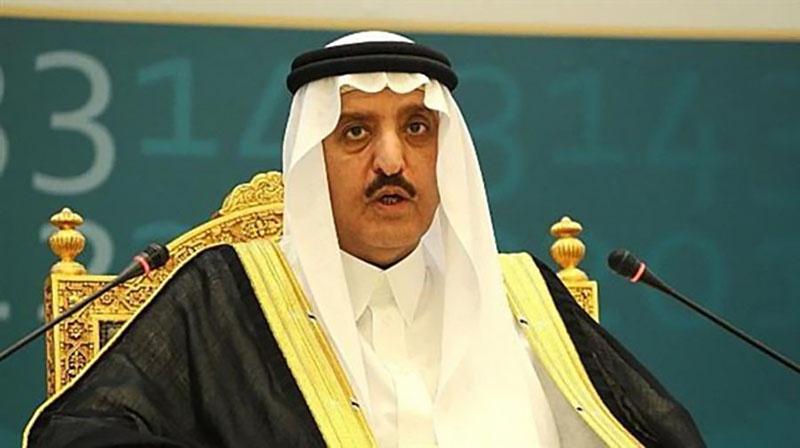 Принц Ахмед бен Абдель Азиз.