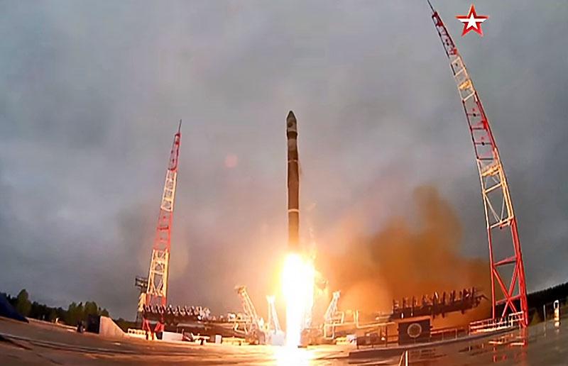 Запуск «Космос-2519».