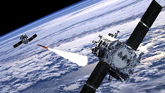Русские «чистильщики» ближнего космоса: «Тирада», «Нудоль» и «Контакт»