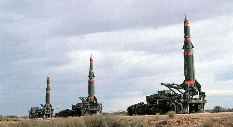 Ракеты средней дальности в Европе предоставляли американцам возможность нанесения так называемого обезглавливающего удара.