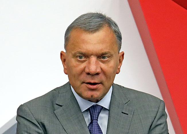 Вице-премьер правительства Юрий Борисов.