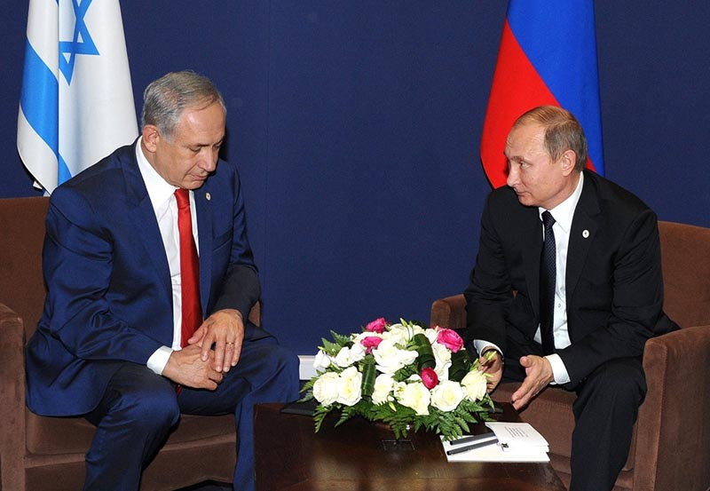 Что может сказать в свое оправдание Биньямин Нетаньяху Владимиру Путину?