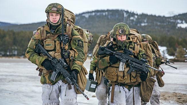 По итогам учений «Единый трезубец-2018» высокие военные чины альянса признали, что нет никаких гарантий, что армия и техника выдержат лютую стужу Арктики.