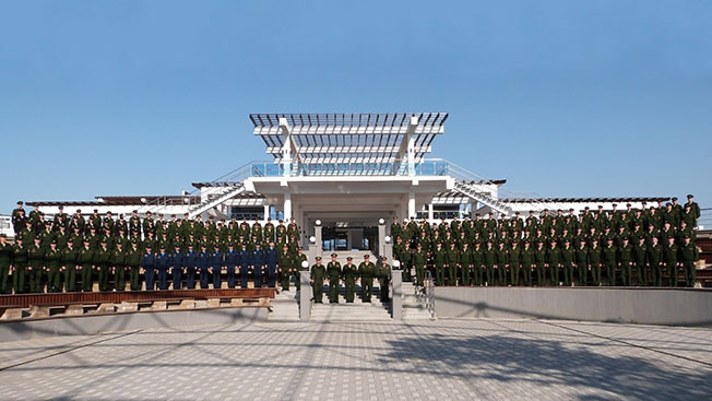Новая «ЭРА» солдатской службы: пятизвездочная казарма, инновации и спорткомплекс для непростых «срочников»