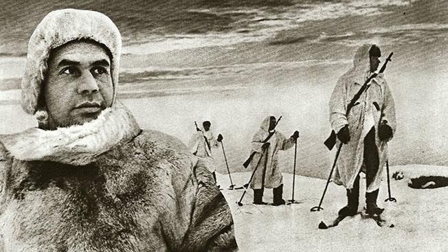 Лихие подвиги «Бороды»: как разведчик Виктор Леонов при жизни стал легендой