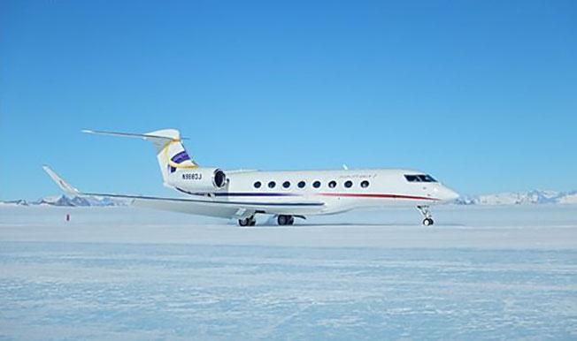 Первый пассажирский рейс Hainan Airlines в Антарктиду.