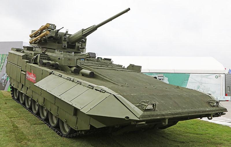 БМП Т-15 «Армата»/