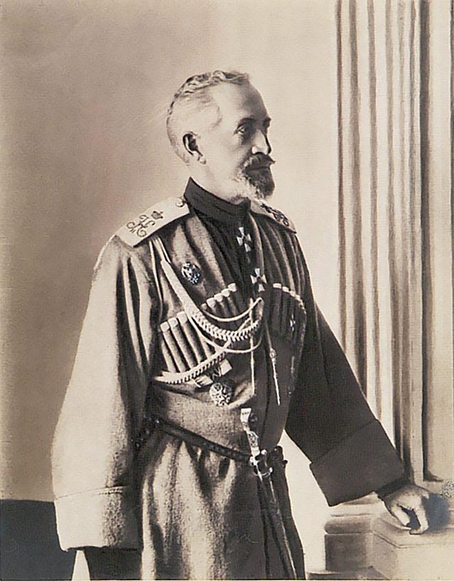 Главнокомандующий Кавказской армией великий князь Николай Николаевич.