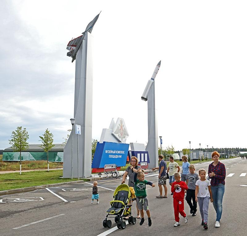 Скоро экспозиция музея ВВС из Монино переедет в парк «Патриот».