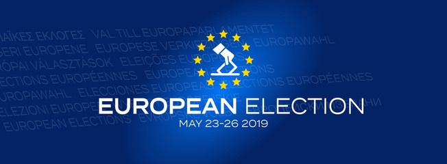Выборы в ЕП состоятся в мае 2019 года.