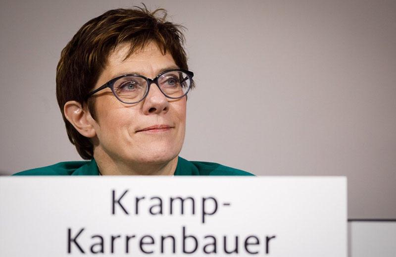 56-летняя Аннегрет Крамп-Карренбауэр, или по-простому АКК.