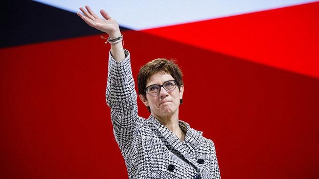 Операция «Преемник»: Германия остается в крепких женских руках