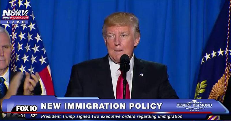 Главный критик открытой миграционной политики.