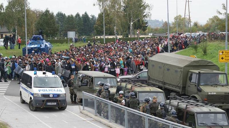 Многие страны отказались принимать мигрантов по квотам.
