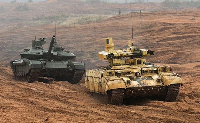 «Сирийский вал» - новый для наших войск тактический способ боевых действий.