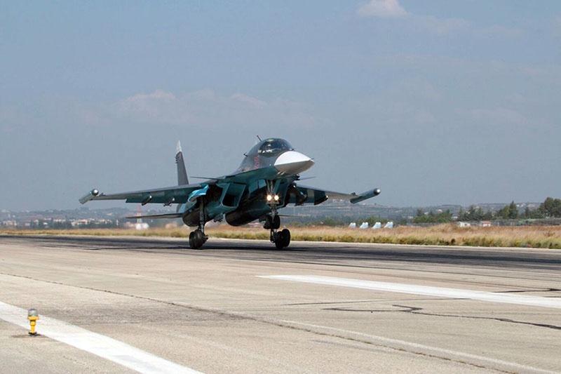 ВКС России успешно показали себя в Сирии.