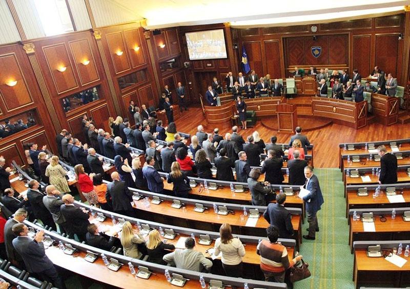Парламент Косово 14 декабря нарушил резолюцию Совбеза ООН 1244 от 1999 года.