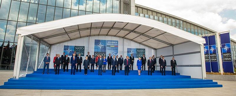 На июльском саммите НАТО было принято решение объединить ядерные арсеналы США и ее союзников.
