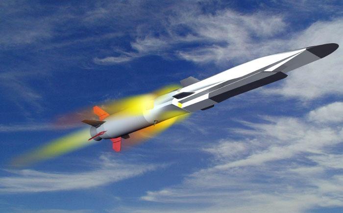 Гиперзвуковая неядерная крылатая ракета авиационного базирования от Lockheed Martin.