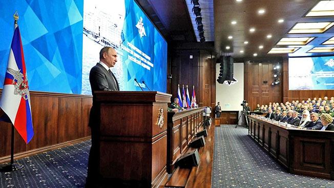 России уже сейчас есть чем ответить на выход США из ДРСМД