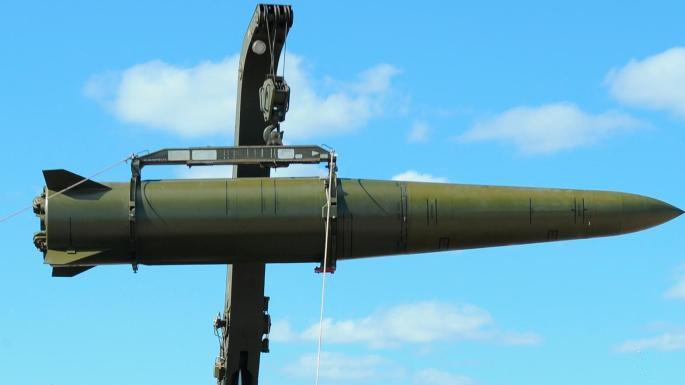 Российская ракета наземного базирования 9М729 «Новатор».
