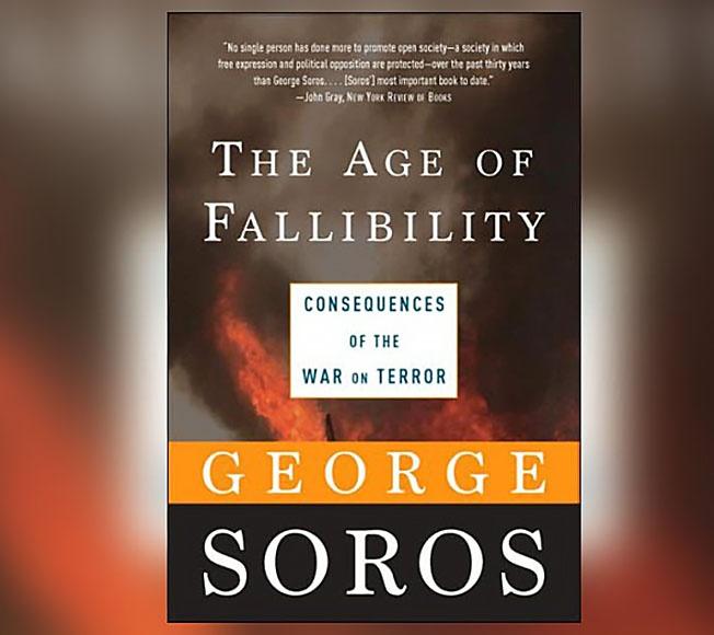 Книга Сороса «Возраст погрешности» (The Age of Fallibility).