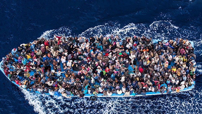 «Пусть африканцы едут в Америку. Но не в Европу»