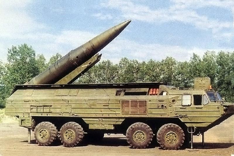 Тактическая ракета «Ока» (СС-23).