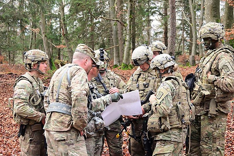 Военные маневры Пентагон преимущественно проводит за пределами США.