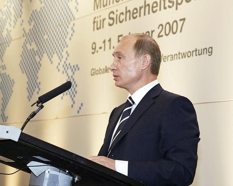 После выступления Владимира Путина в Мюнхене все знают, что у Запада на уме.