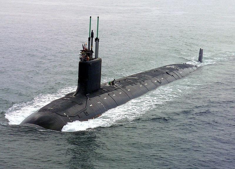 SSN-774 «Вирджиния».