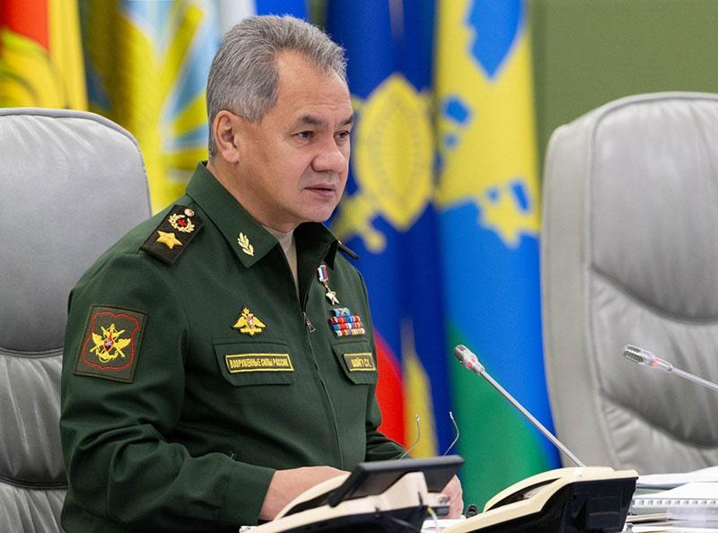 Министр обороны РФ генерал армии Сергей Шойгу:«Россия значительно укрепила свое положение на рынке производителей оружия» .