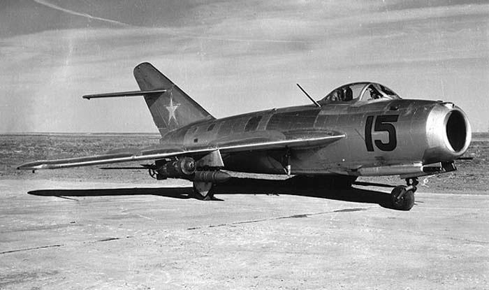МиГ-17.