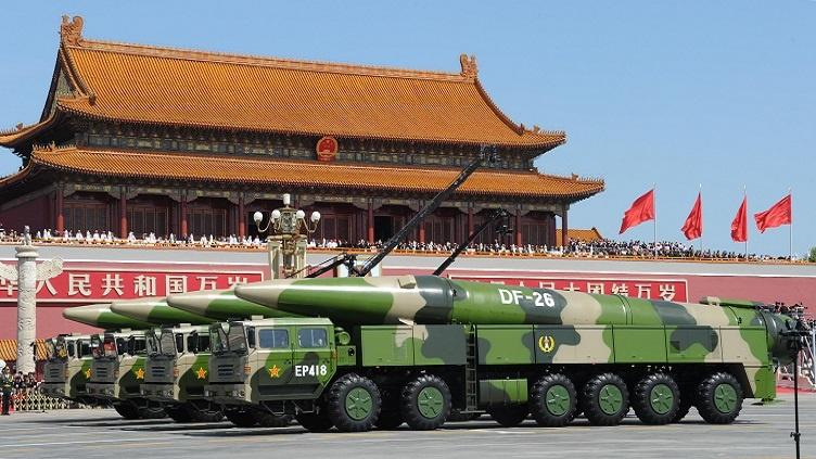 Китайские баллистические ракеты долетят до США.