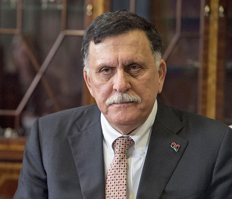 Премьер-министр Фаиз Сарадж.
