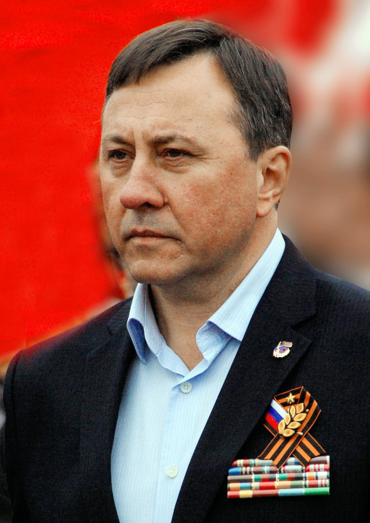 Заместитель председателя общественной организации «Боевое братство» Николай Шуба.