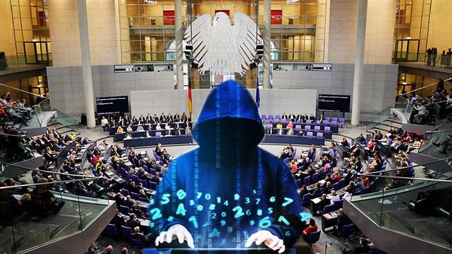 Под хрюк немецких хакеров