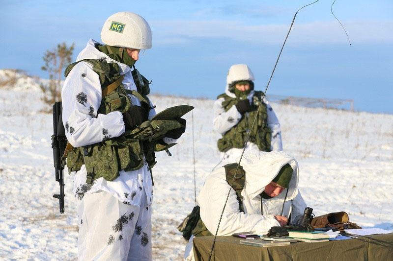 «Стрелец» был протестирован в суровых арктических условиях.