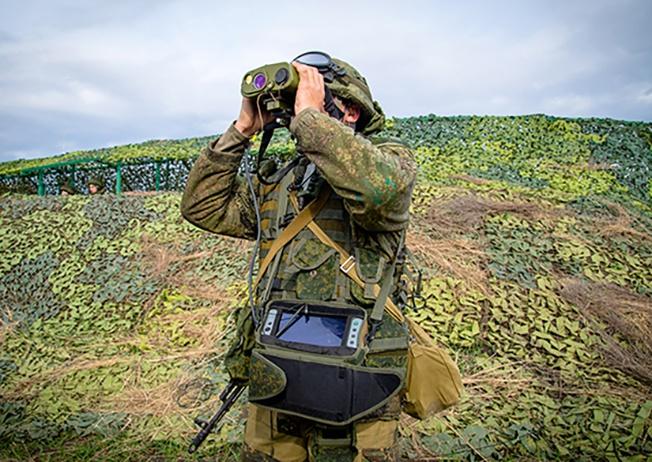 Применение КРУС «Стрелец» при решении боевых задач.