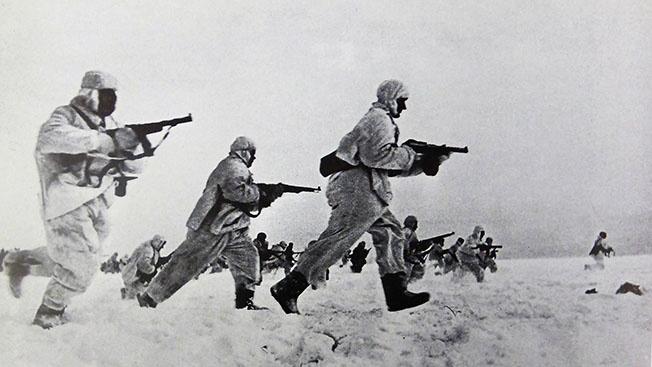Беспощадная ярость русской пехоты: как в одном бою родился целый Батальон Славы
