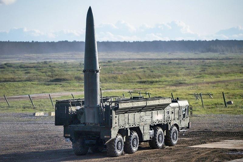 Ракета 9М729 не нарушает параметров ДРСМД.