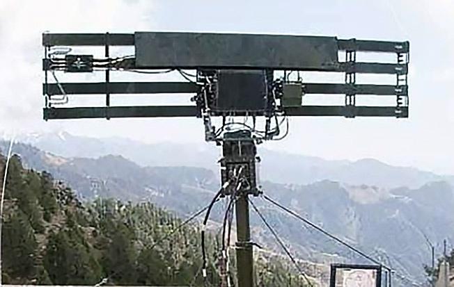 Радиолокационная станция обнаружения Elta EL/M-2106NG ATAR 3D.