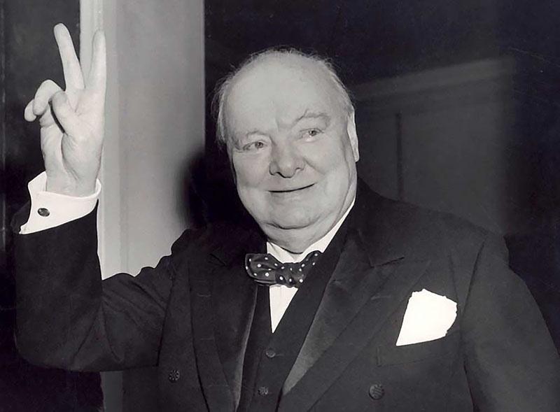 Первым сторонником выхода Великобритании из ЕС был Уинстон Черчилль.