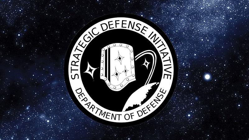 «Стратегическая оборонная инициатива» (СОИ) Рональда Рейгана.