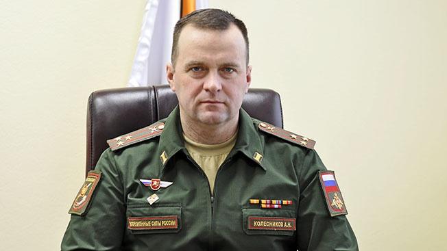 Гвардии полковник Алексей Колесников: «138-я бригада является хорошей школой для достижения самых высоких военных высот»