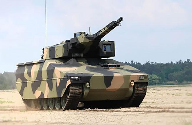 Легкая ударная Lynx KF31.