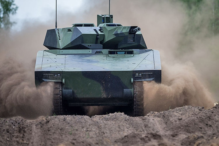 Тяжелая «Рысь» - Lynx KF41.