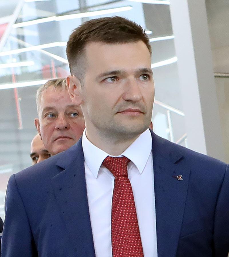 Генеральный директор концерна «Калашников» Владимир Дмитриев.