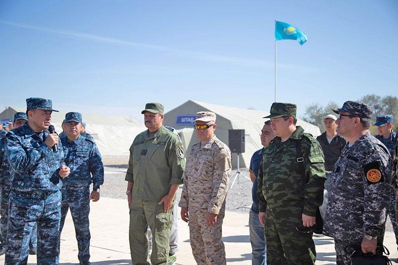 Государства-члены ОДКБ организовали и провели операцию «Канал».